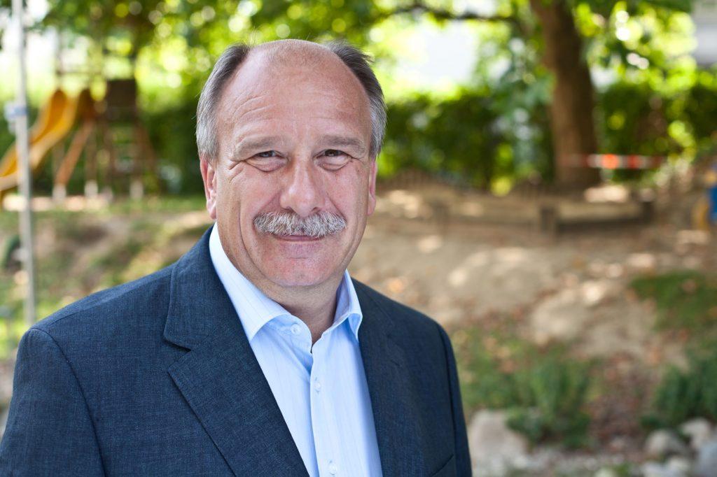 GVV OÖ Vorsitzender Bgm. Manfred Kalchmair